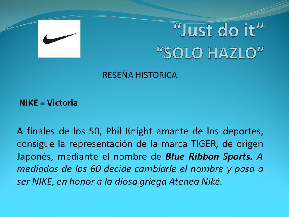 Just do it SOLO HAZLO