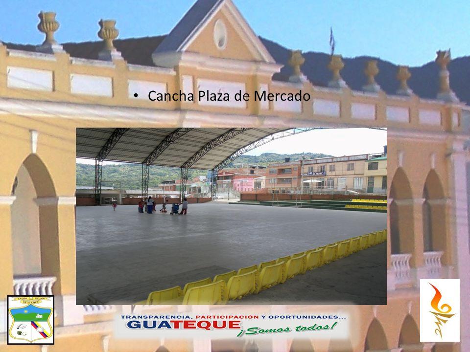 Cancha Plaza de Mercado