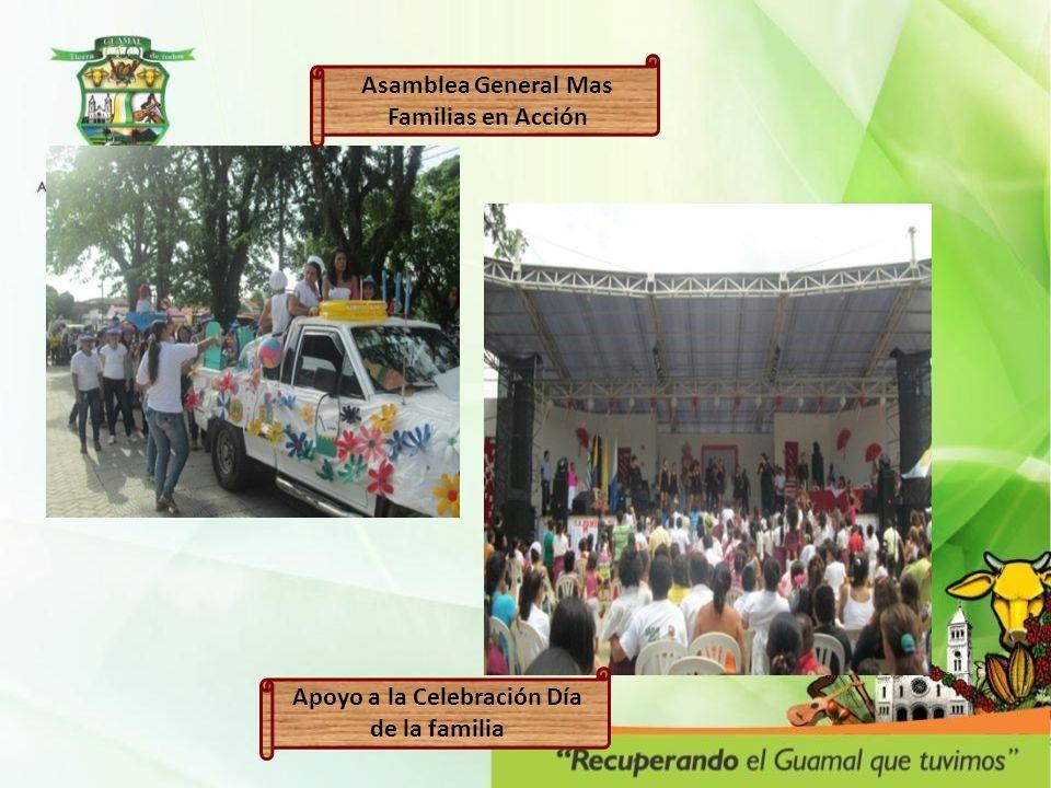 Asamblea General Mas Familias en Acción