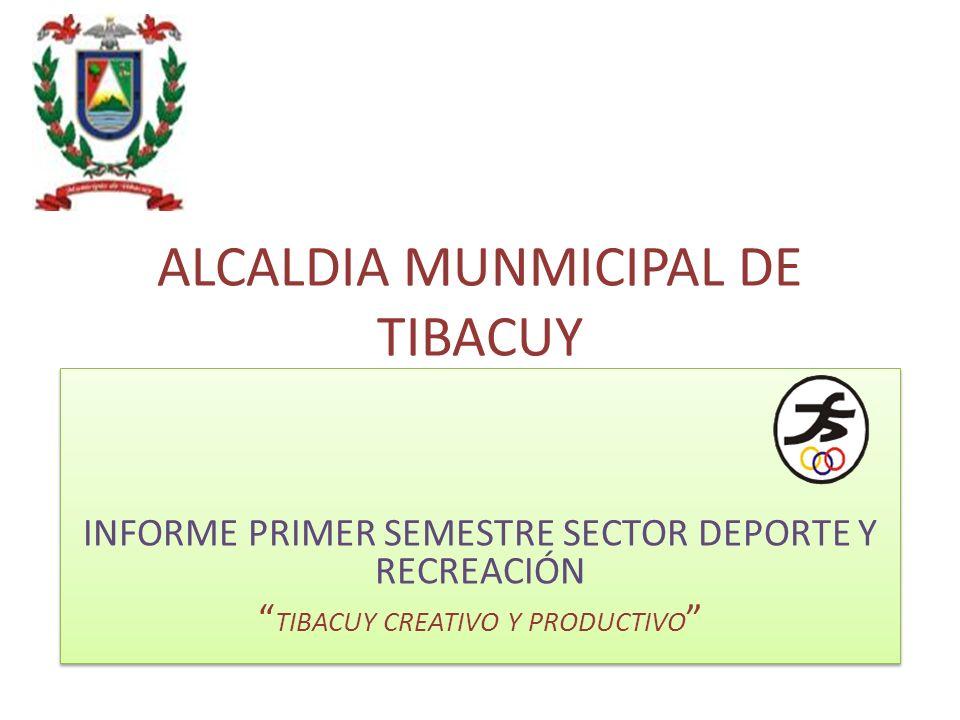 ALCALDIA MUNMICIPAL DE TIBACUY