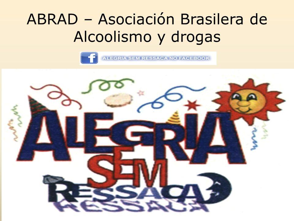 ABRAD – Asociación Brasilera de Alcoolismo y drogas