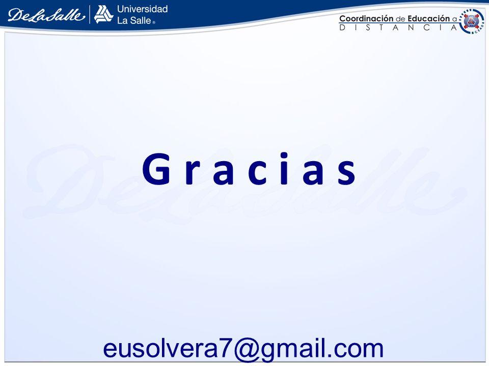 G r a c i a s eusolvera7@gmail.com
