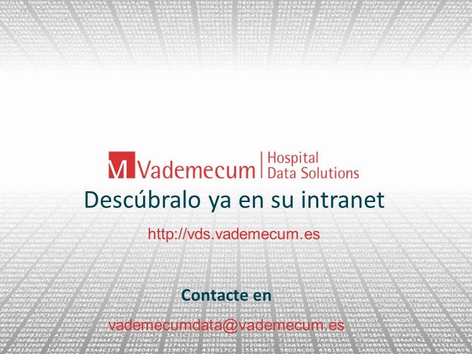 Descúbralo ya en su intranet