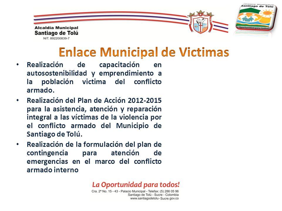 Enlace Municipal de Victimas