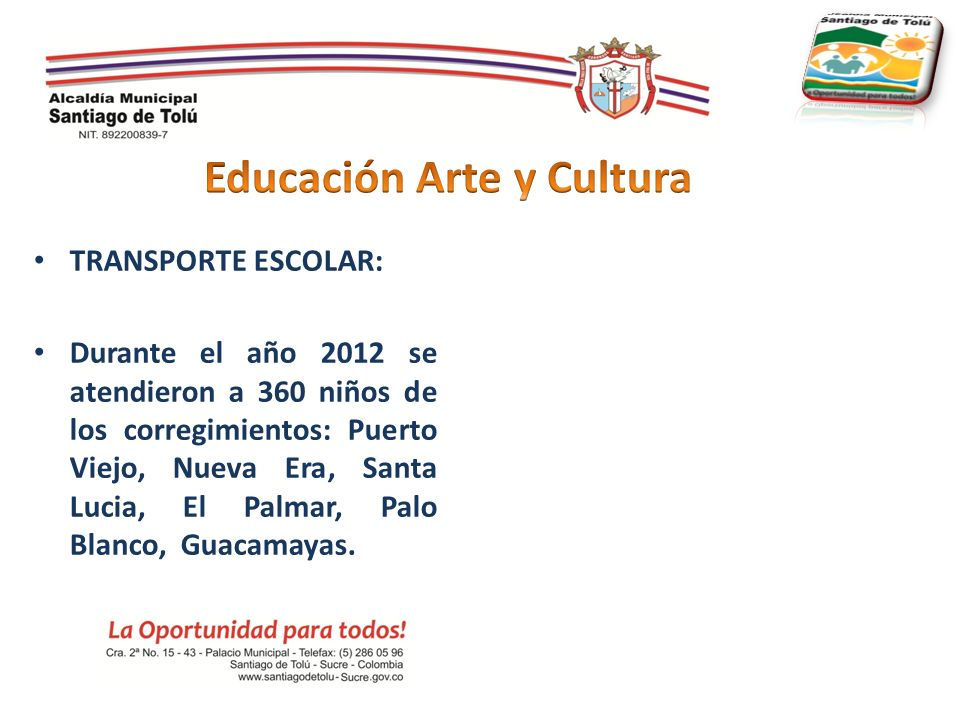 Educación Arte y Cultura