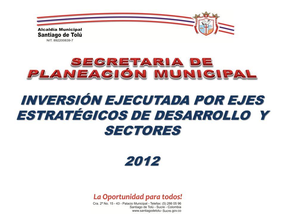 SECRETARIA DE PLANEACIÓN MUNICIPAL