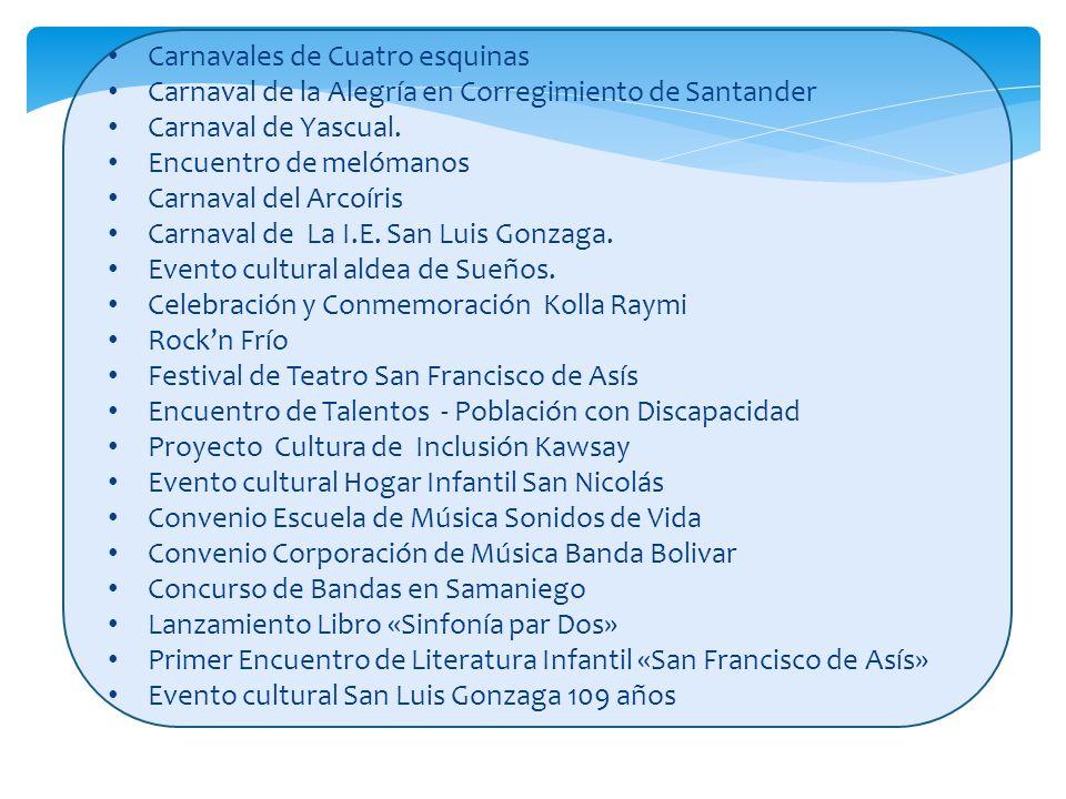 Carnavales de Cuatro esquinas