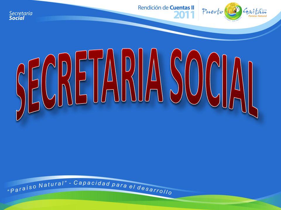 SECRETARIA SOCIAL