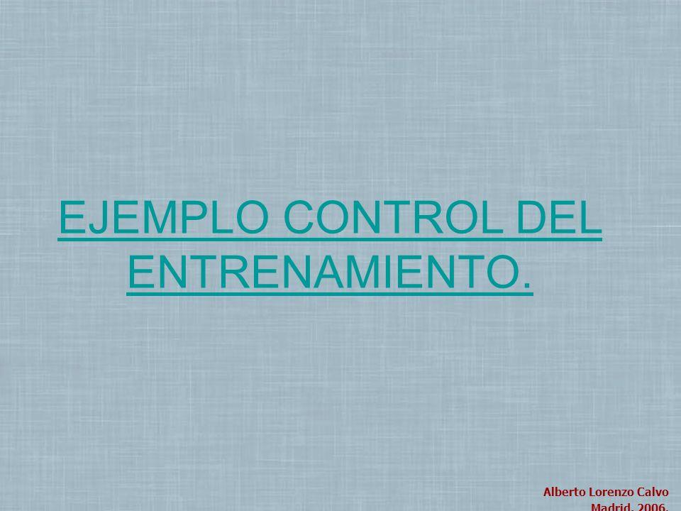 EJEMPLO CONTROL DEL ENTRENAMIENTO.