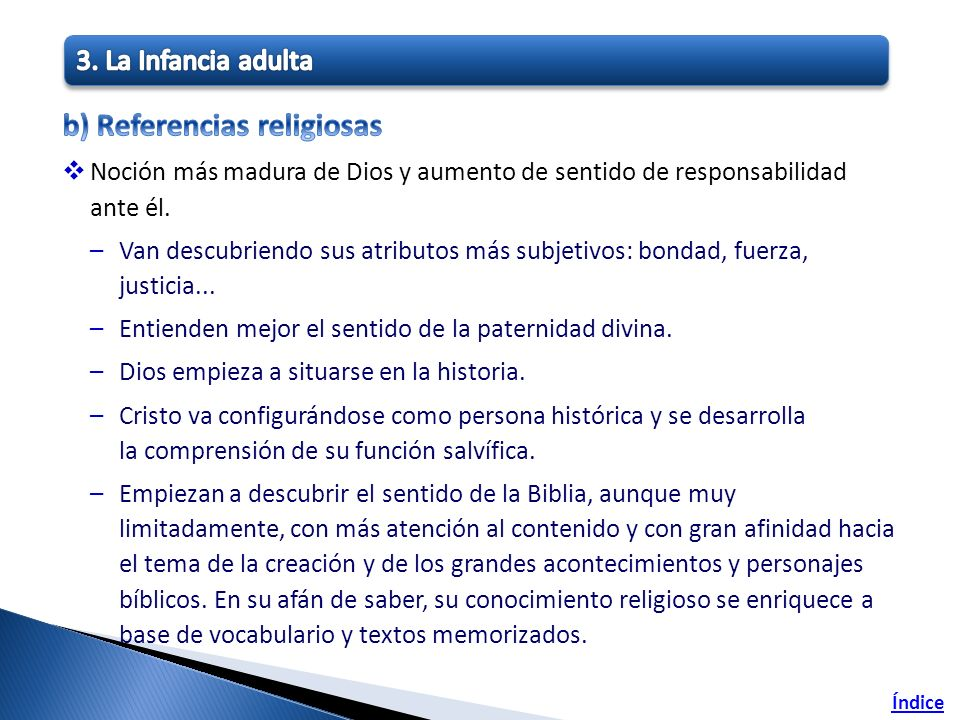 b) Referencias religiosas