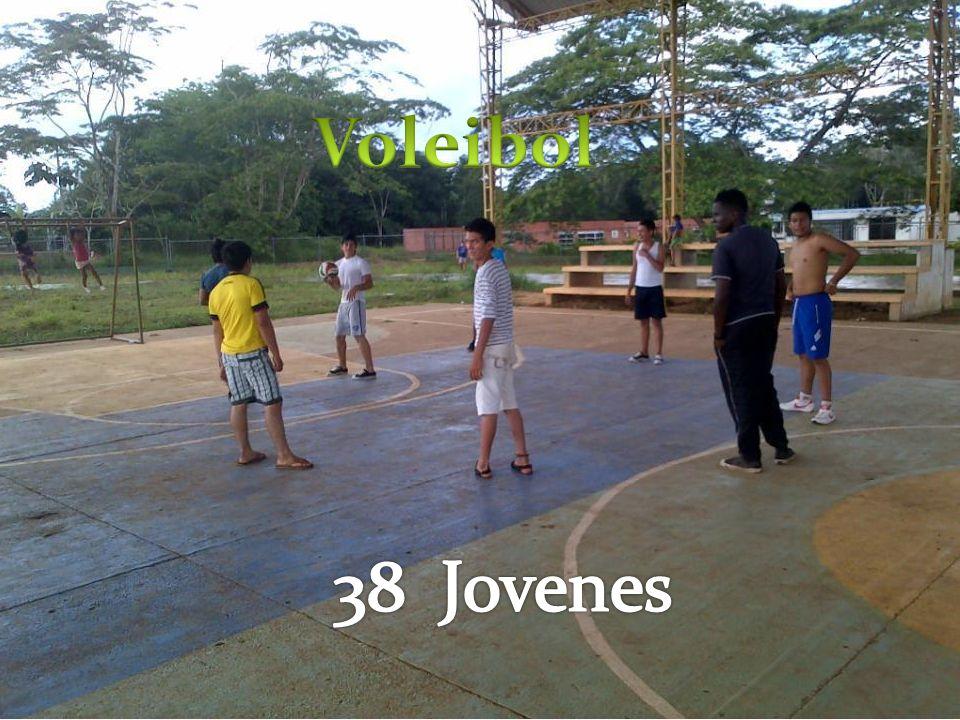 Voleibol 1 38 Jovenes