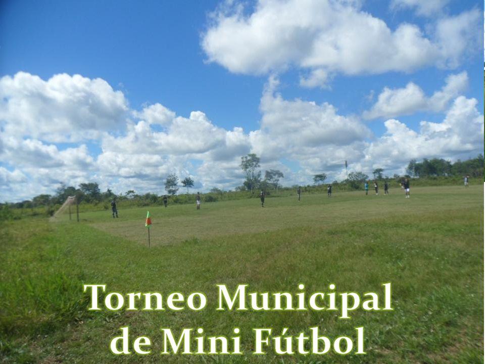 Torneo Municipal de Mini Fútbol