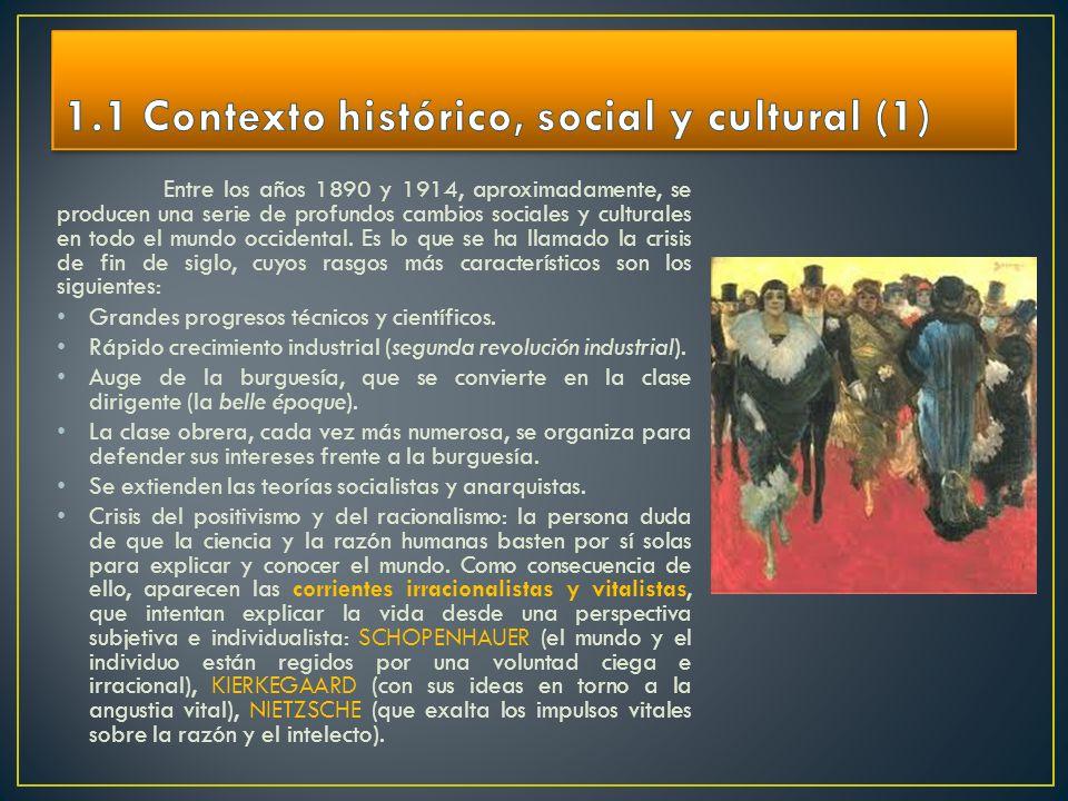 1.1 Contexto histórico, social y cultural (1)