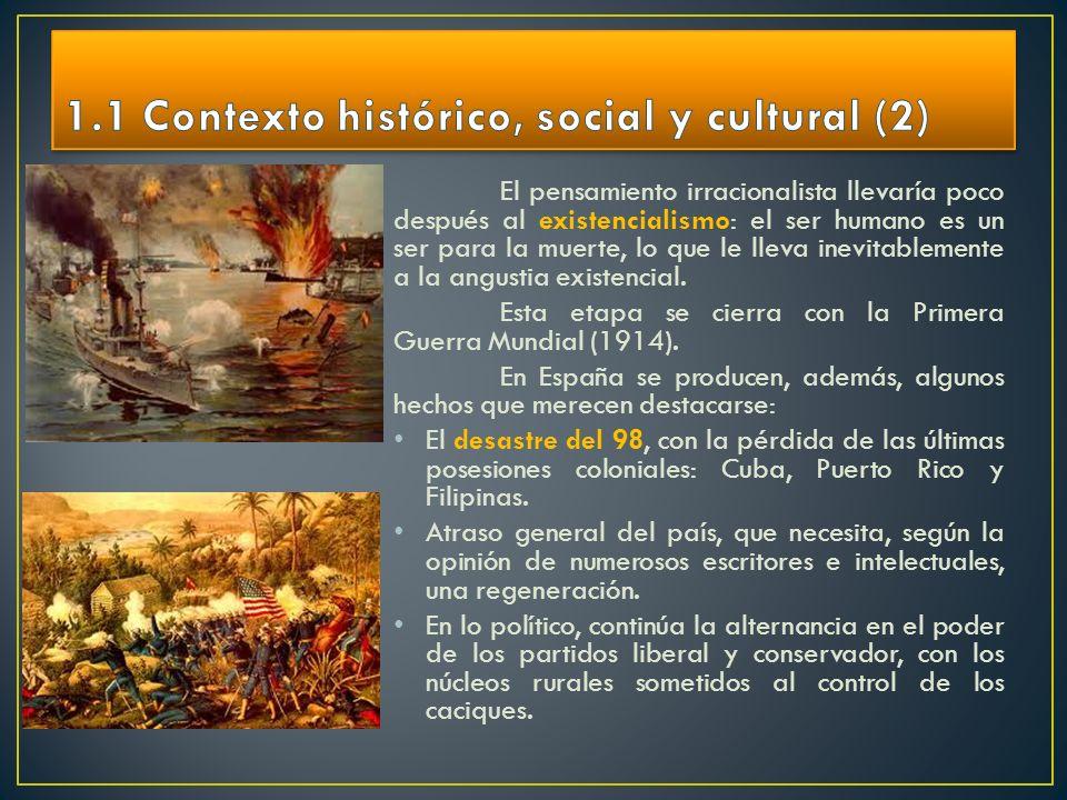 1.1 Contexto histórico, social y cultural (2)