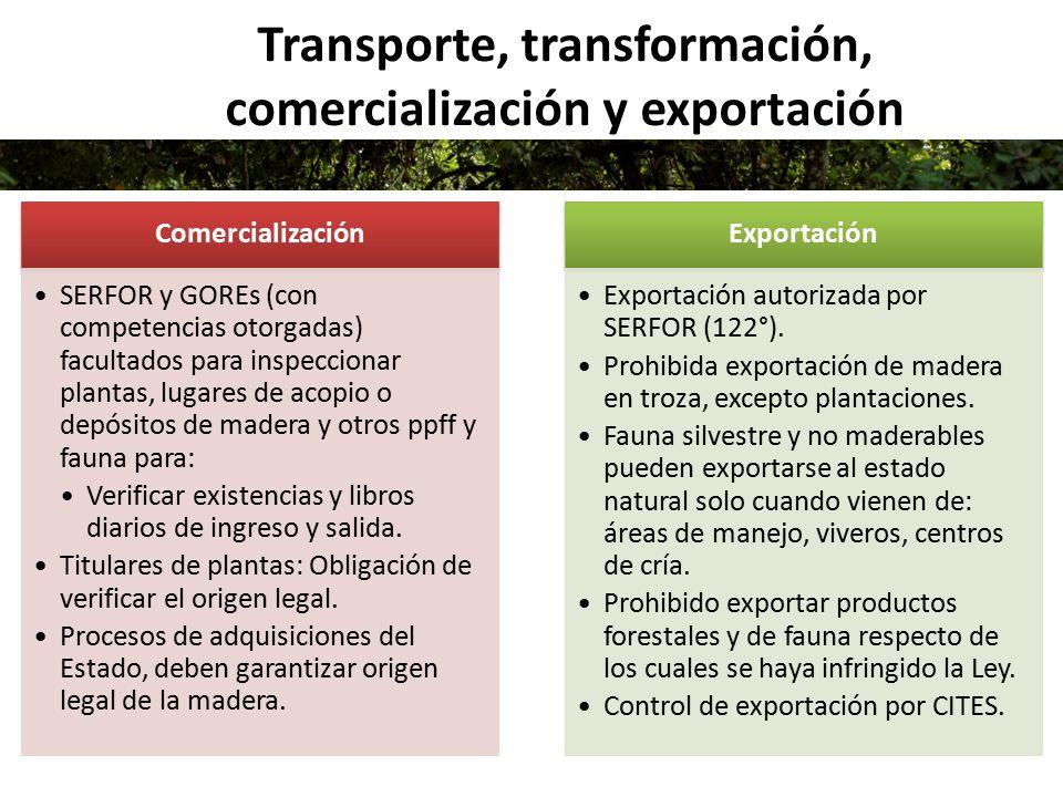 Ley forestal y de fauna silvestre ley n 29763 ppt for Libro viveros forestales