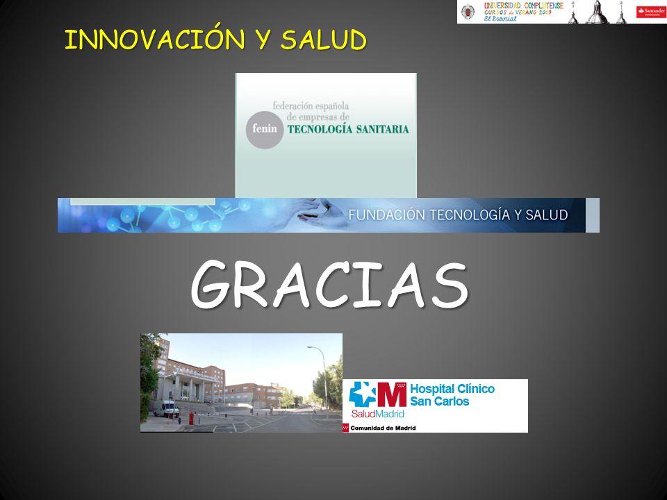 INNOVACIÓN Y SALUD GRACIAS