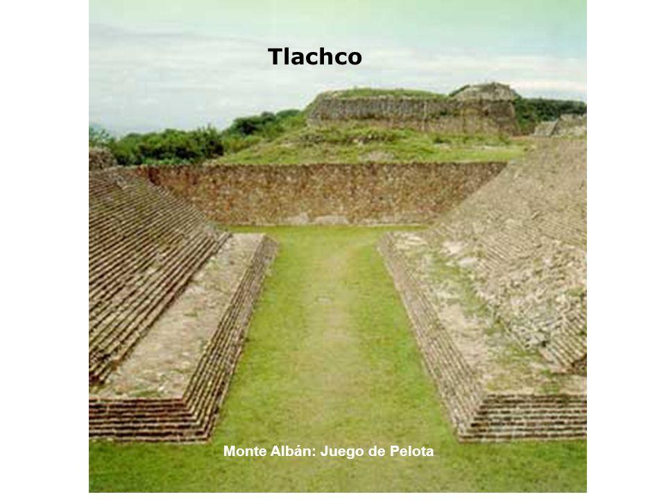 Tlachco Monte Albán: Juego de Pelota