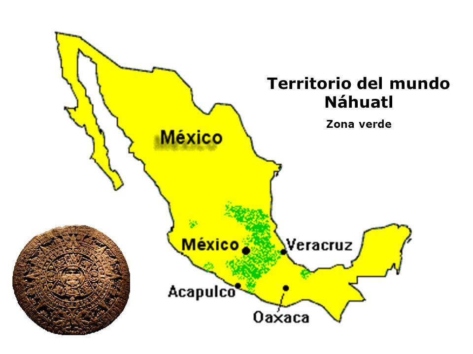 Territorio del mundo Náhuatl