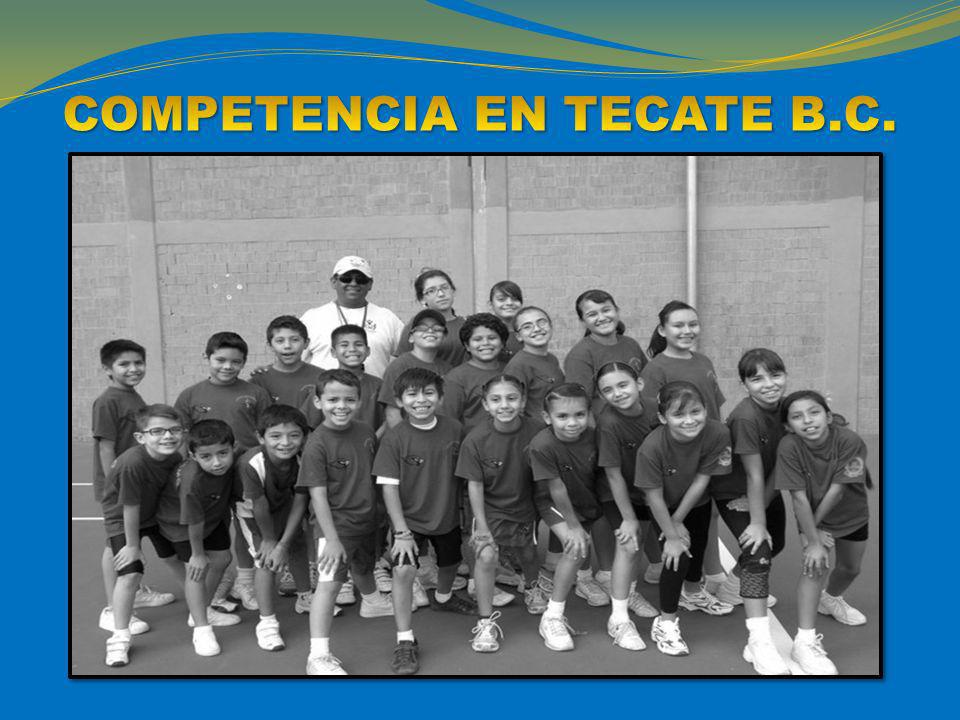 COMPETENCIA EN TECATE B.C.