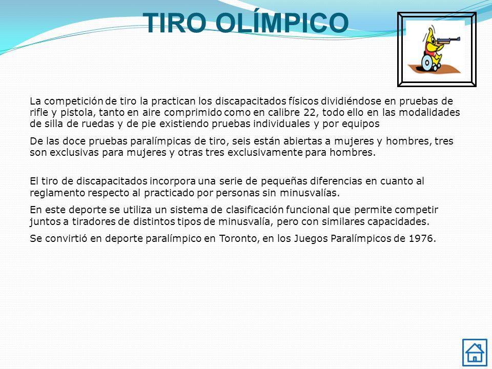 TIRO OLÍMPICO