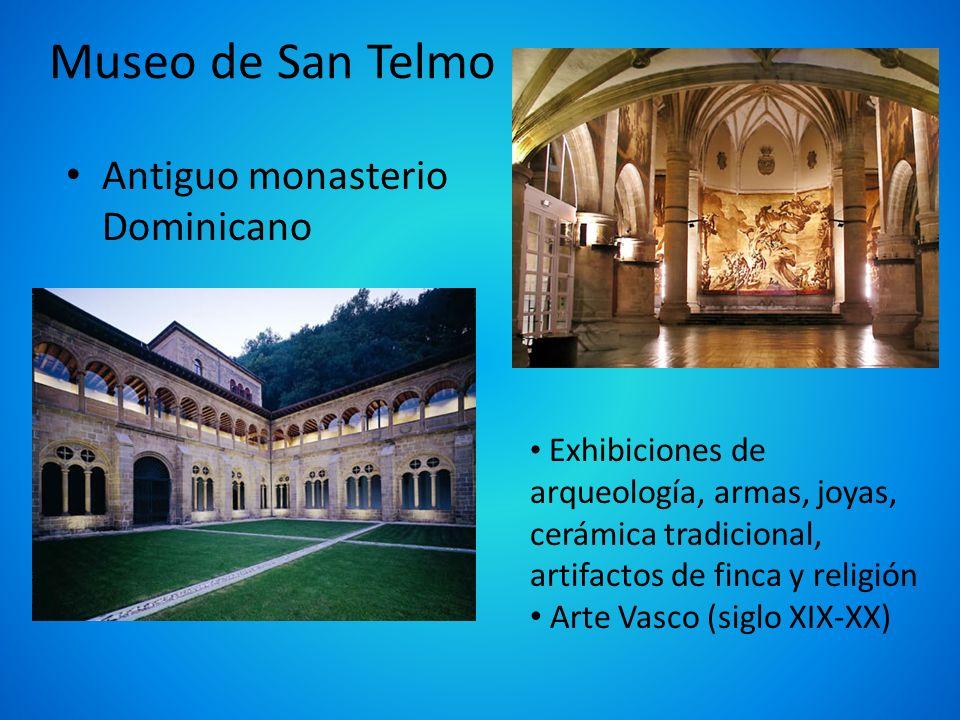 Museo de San Telmo Antiguo monasterio Dominicano