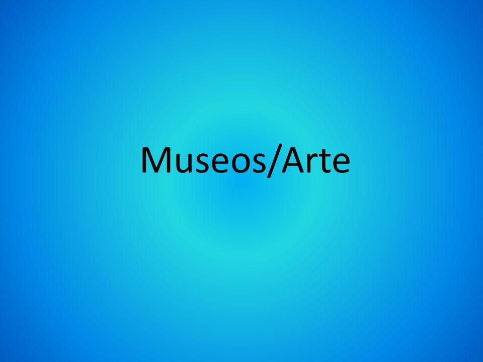 Museos/Arte