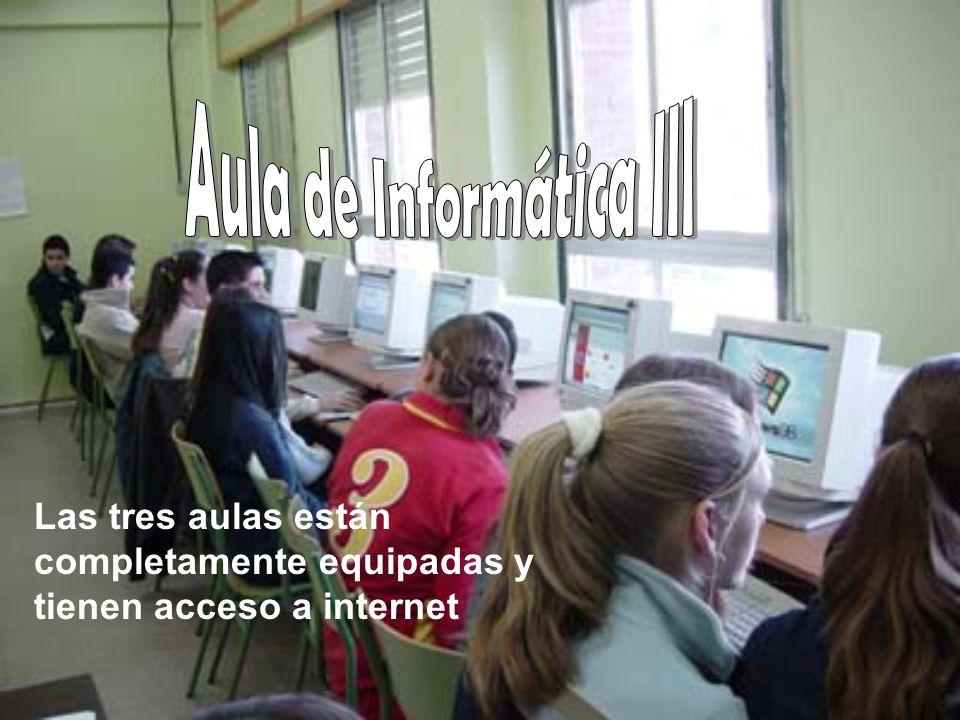 Aula de Informática III