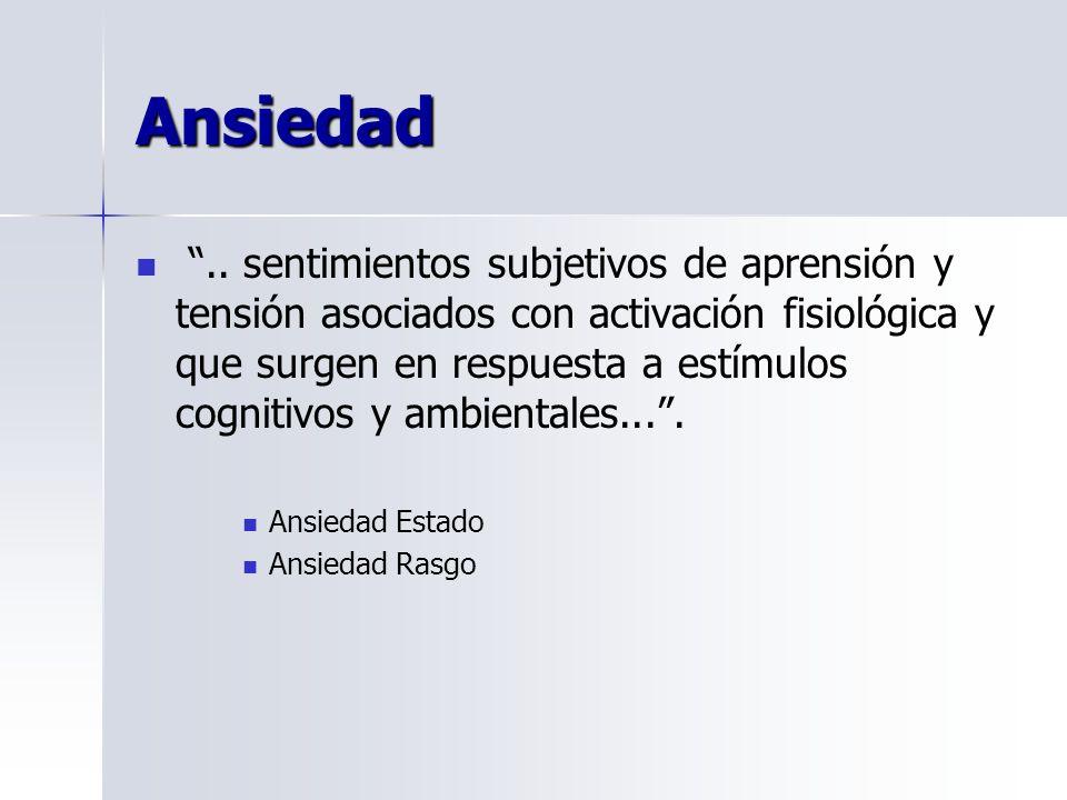Ansiedad