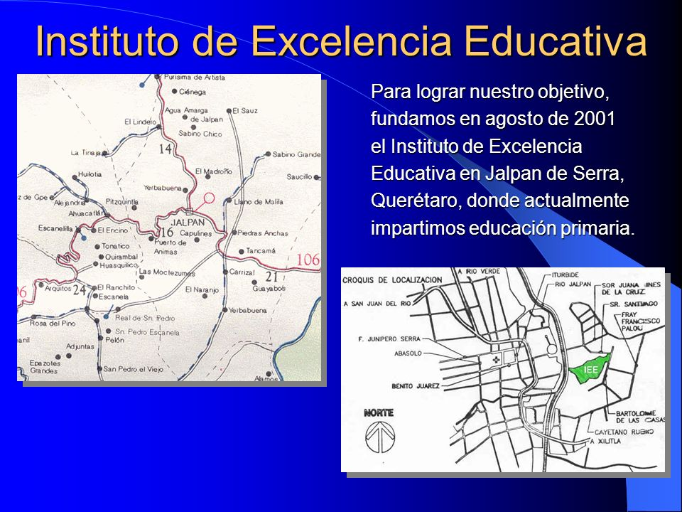 Instituto de Excelencia Educativa