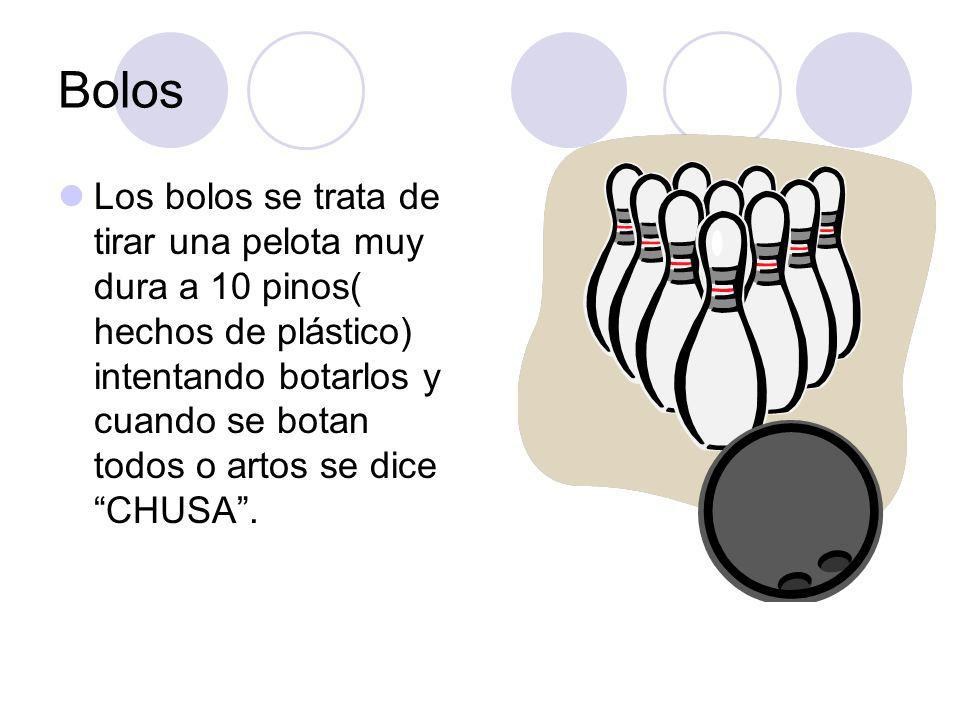 Bolos