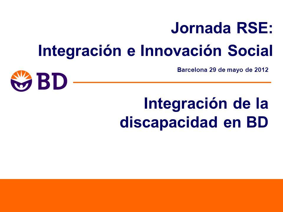 Integración e Innovación Social