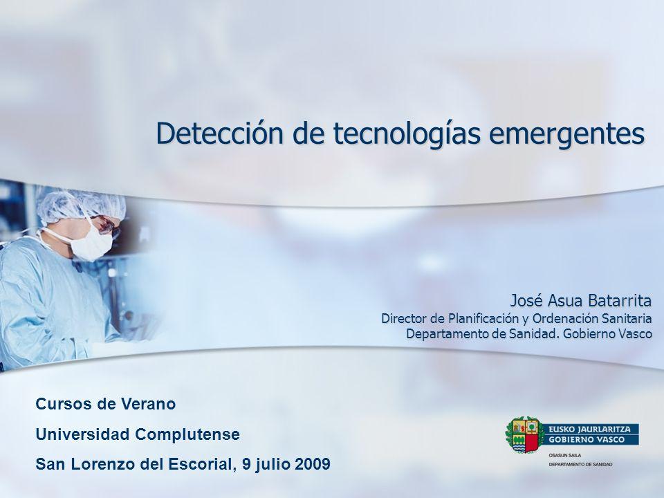 Detección de tecnologías emergentes