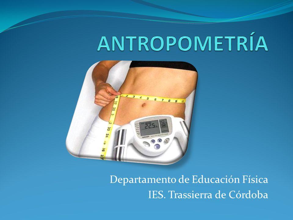 Departamento de Educación Física IES. Trassierra de Córdoba