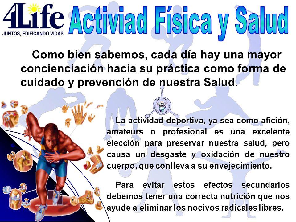 Activiad Física y Salud