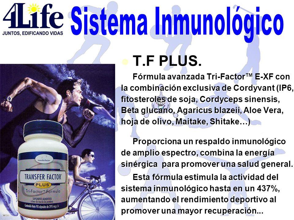 Sistema Inmunológico T.F PLUS.