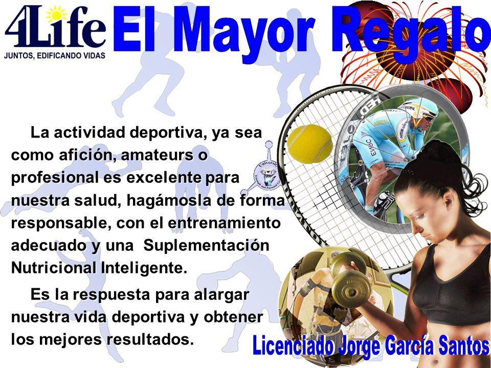 Licenciado Jorge García Santos Licenciado Jorge García Santos