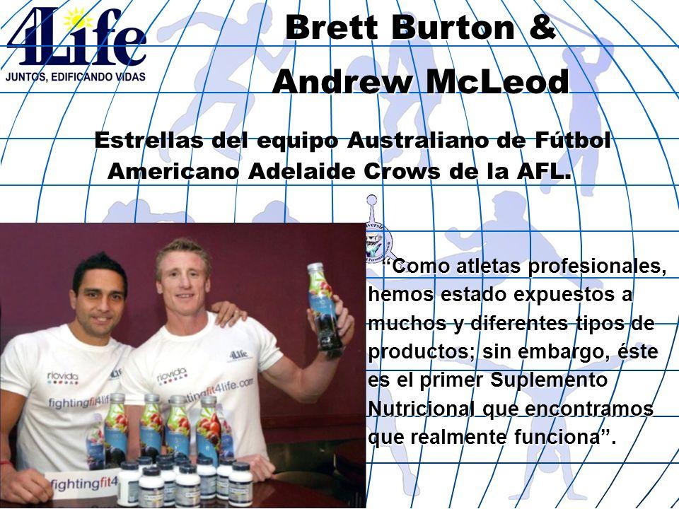 Brett Burton & Andrew McLeod