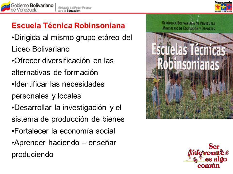 Escuela Técnica Robinsoniana