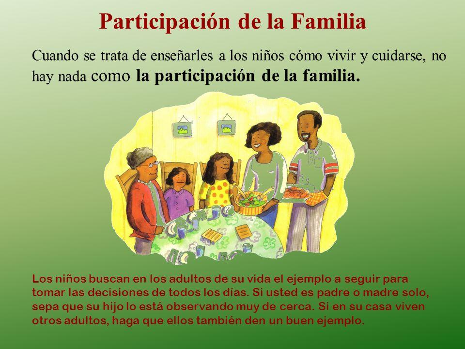 Participación de la Familia