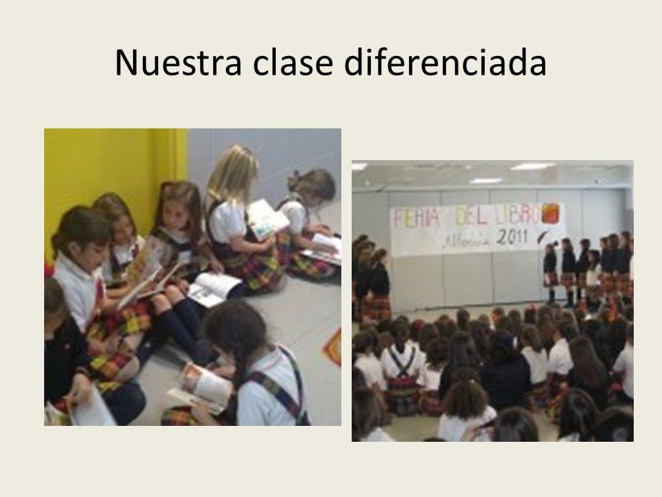 Nuestra clase diferenciada