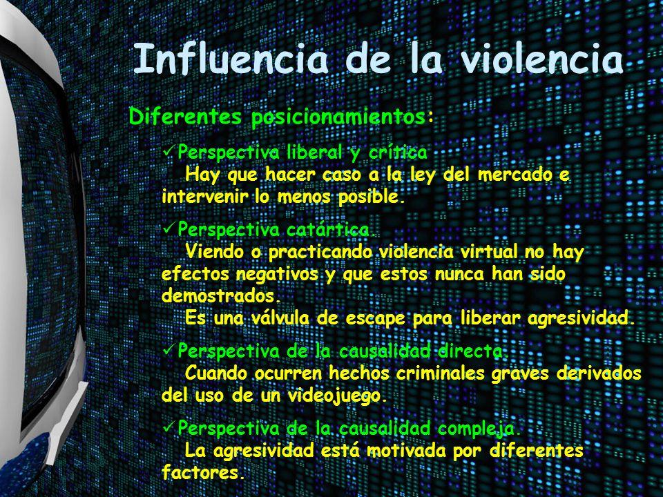 Influencia de la violencia
