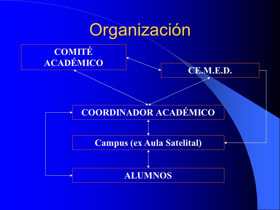 COORDINADOR ACADÉMICO Campus (ex Aula Satelital)