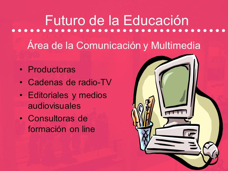 Área de la Comunicación y Multimedia