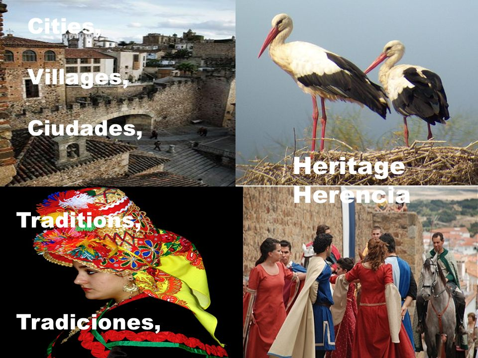 Traditions traditions Heritage Herencia Cities, Villages, Ciudades,