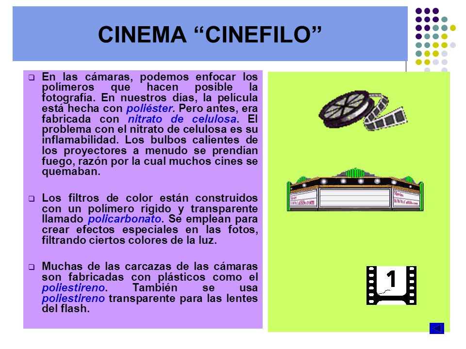 CINEMA CINEFILO