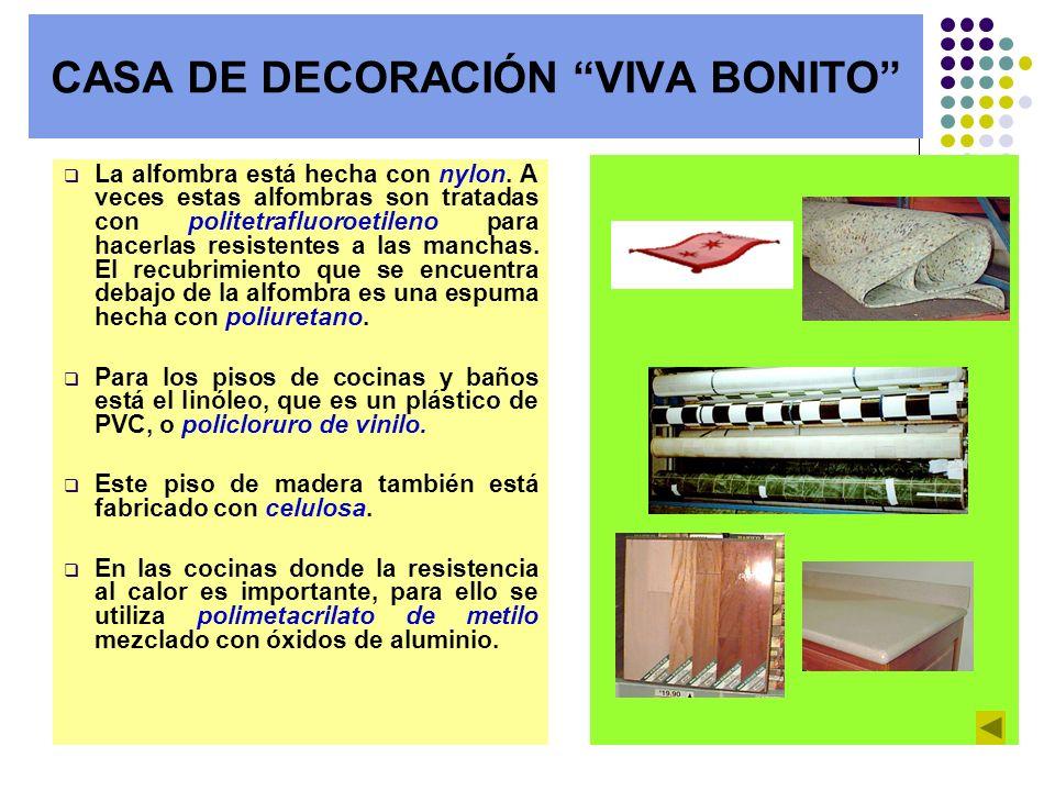 CASA DE DECORACIÓN VIVA BONITO