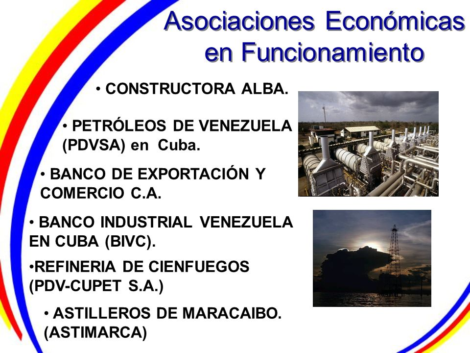 Asociaciones Económicas en Funcionamiento