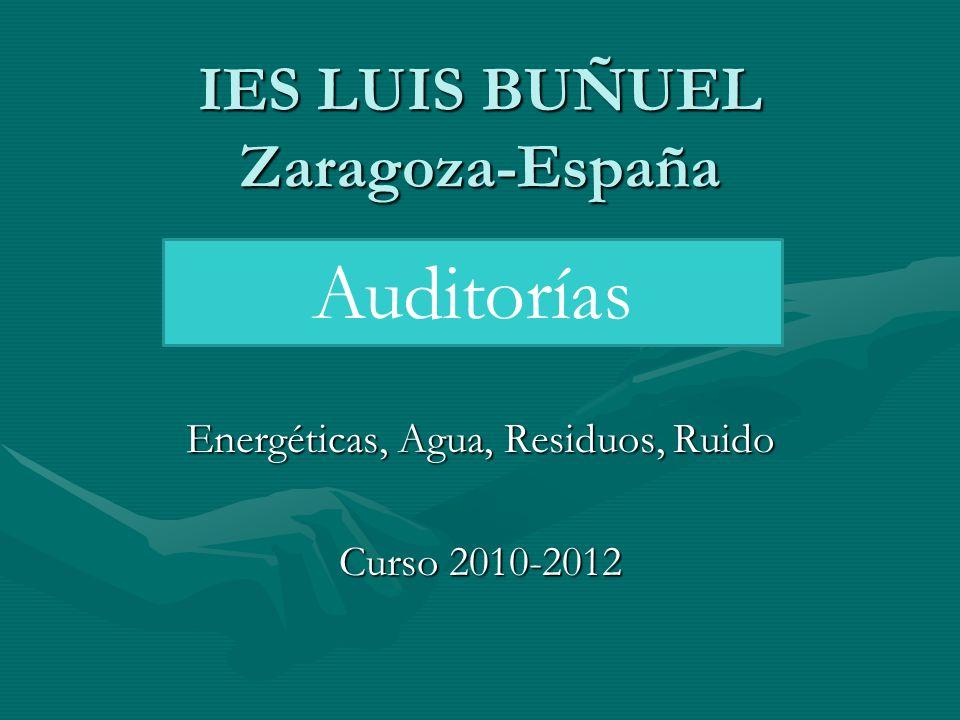 IES LUIS BUÑUEL Zaragoza-España