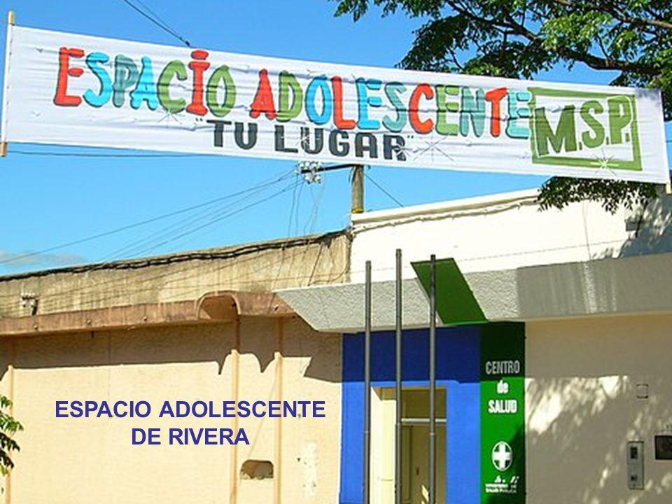 ESPACIO ADOLESCENTE DE RIVERA