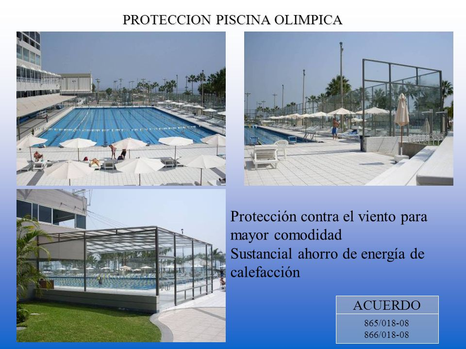 PROTECCION PISCINA OLIMPICA